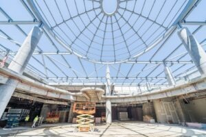 Constructie Colosseum Mall_2