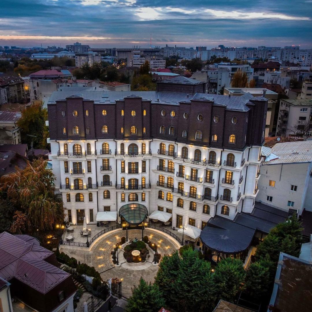 Epoque Hotel Bucharest Relais & Châteaux 2