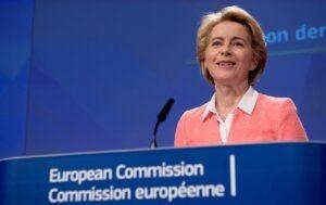 Ursula von der Leyen, Comisia Europeană