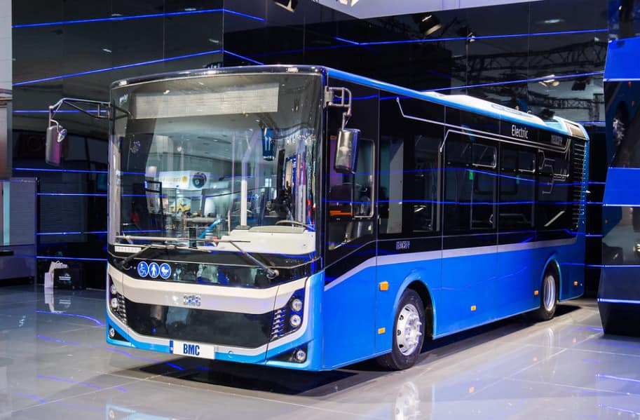 autobuze electrice Craiova BMC Trucks