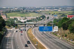 autostrada spania