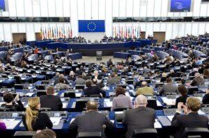 parlamentul european strasbourg plenara