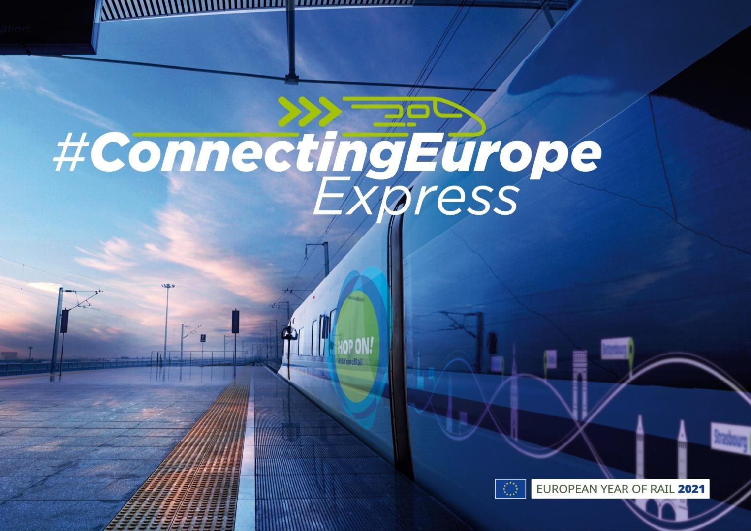 tren Connectig Expres