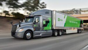 tusimple camion autonom