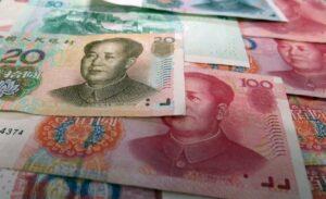 yuan chinezesc china bani