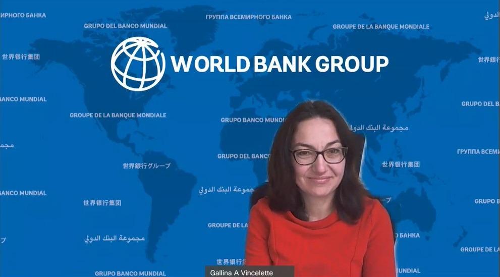 Gallina Vincelette Banca Mondiala