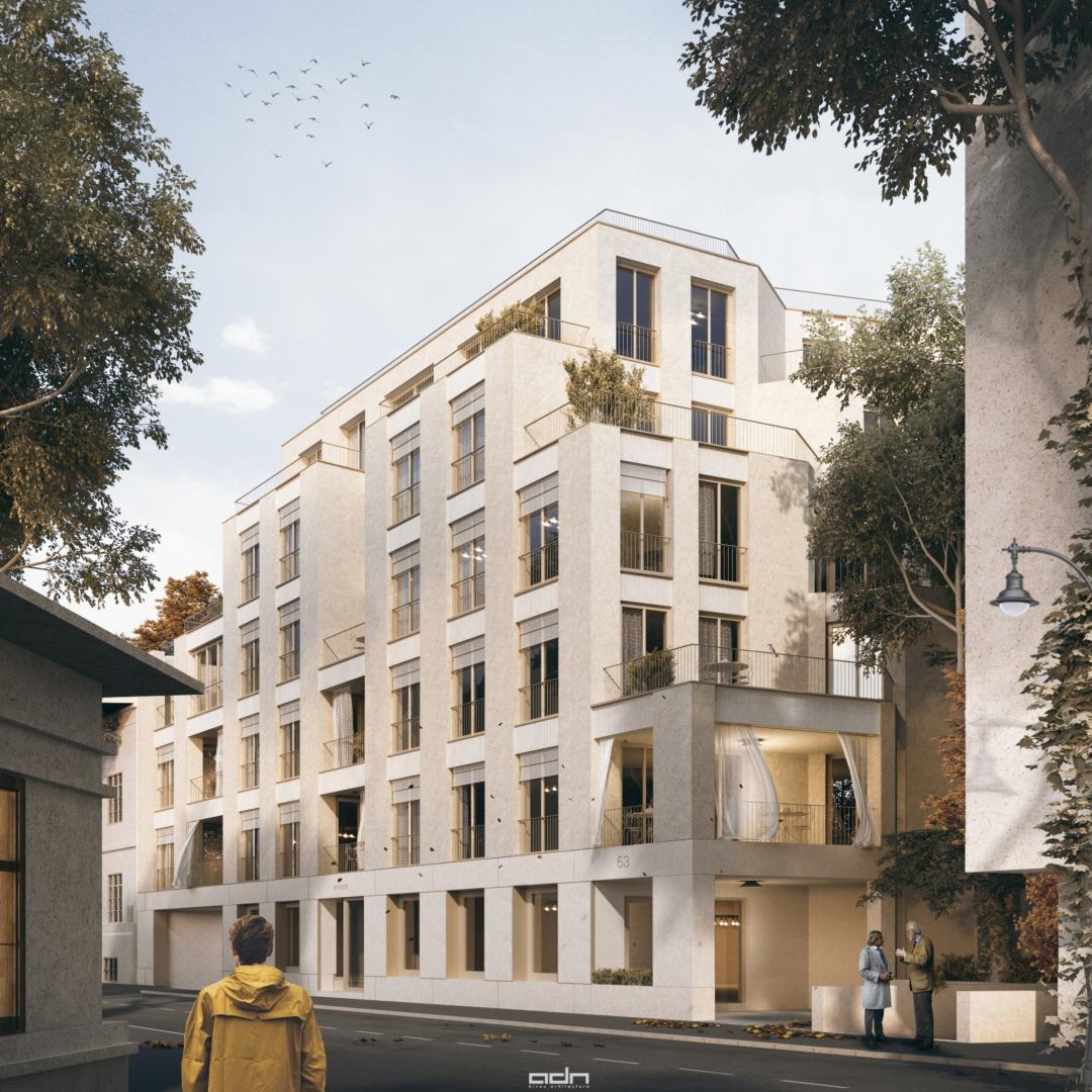 millstone developments, Sfintii Voievozi3