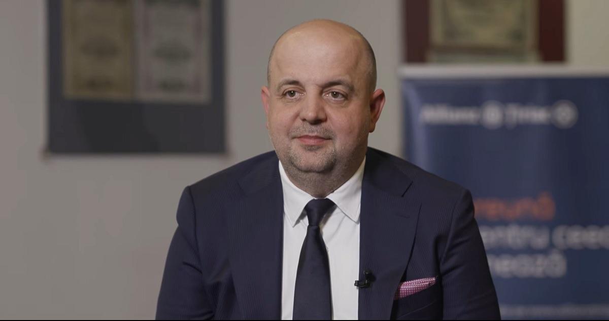 Virgil Șoncutean Allianz Țiriac
