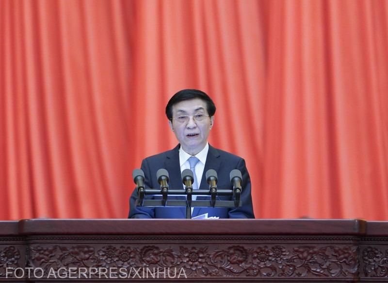 CHINA-BEIJING-WANG HUNING