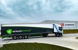 db schenker camion logistica